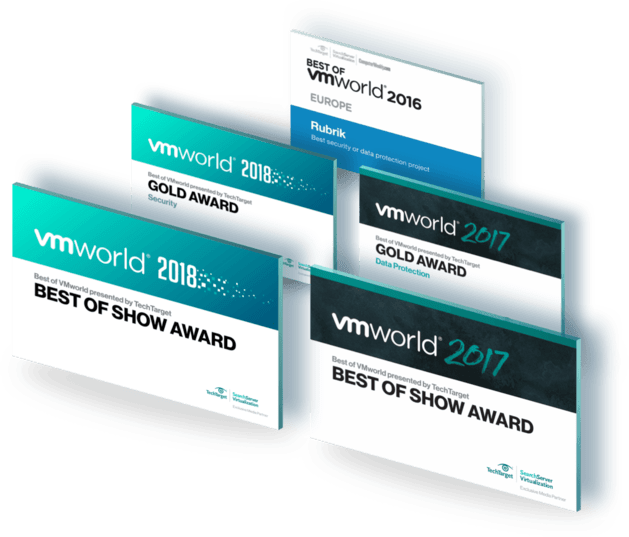 Rubrik VMworld Awards