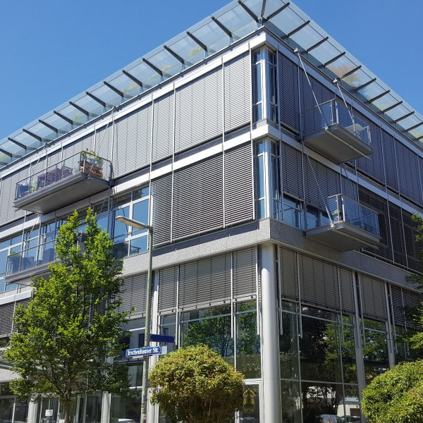 indevis headquarters in Munich