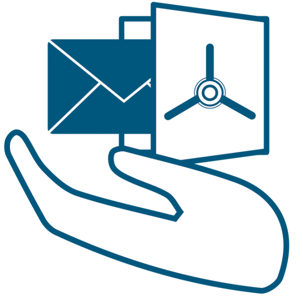 Logo indevis E-Mail Archiving