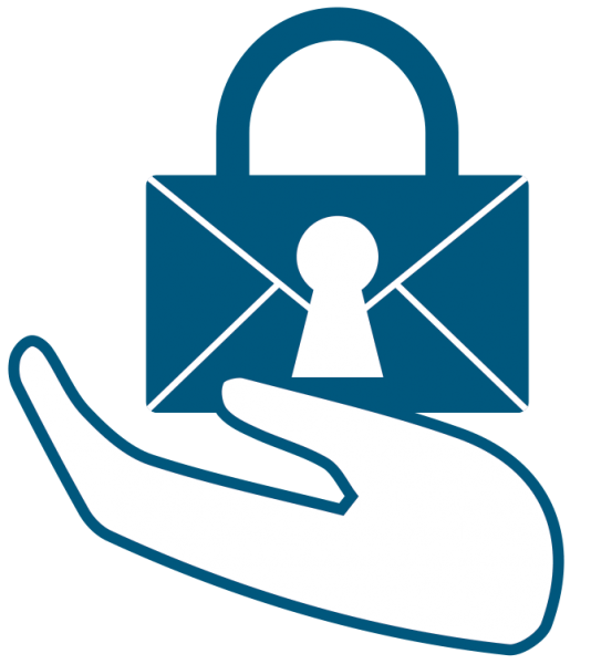 Logo indevis E-Mail Encryption