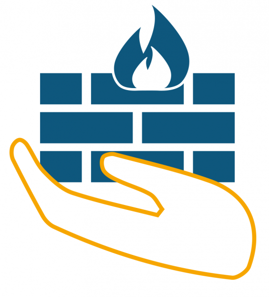 indevis Managed Firewall logo