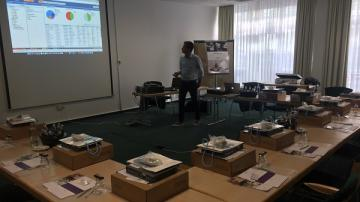 News Juniper Workshop Hannover 2016