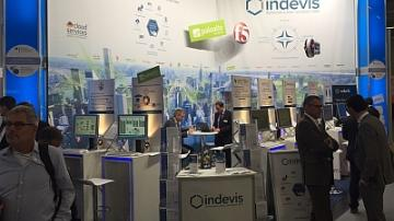 Messestand indevis
